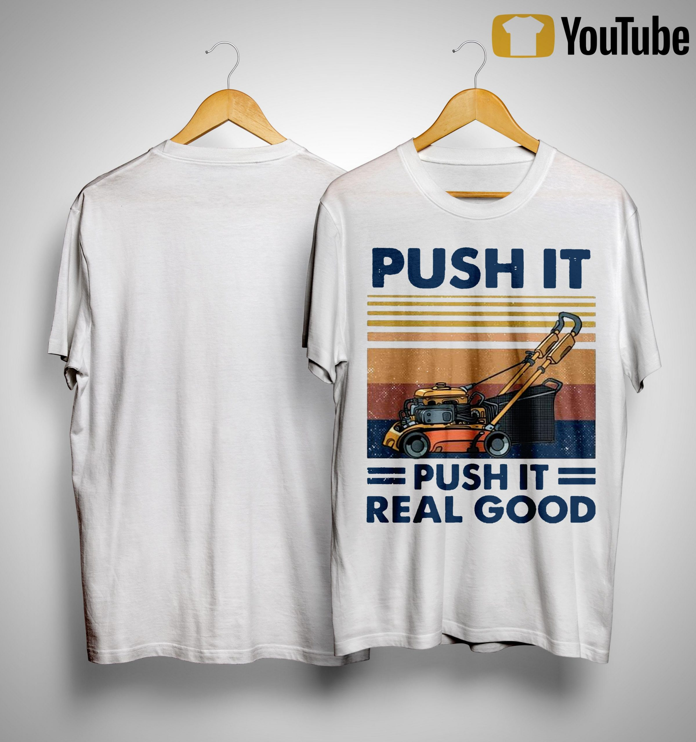Vintage Push It Push It Real Good Shirt