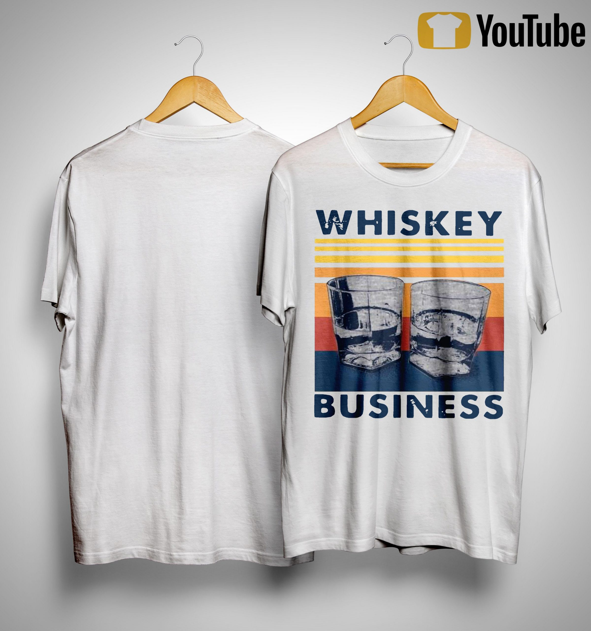 Vintage Whiskey Business Shirt