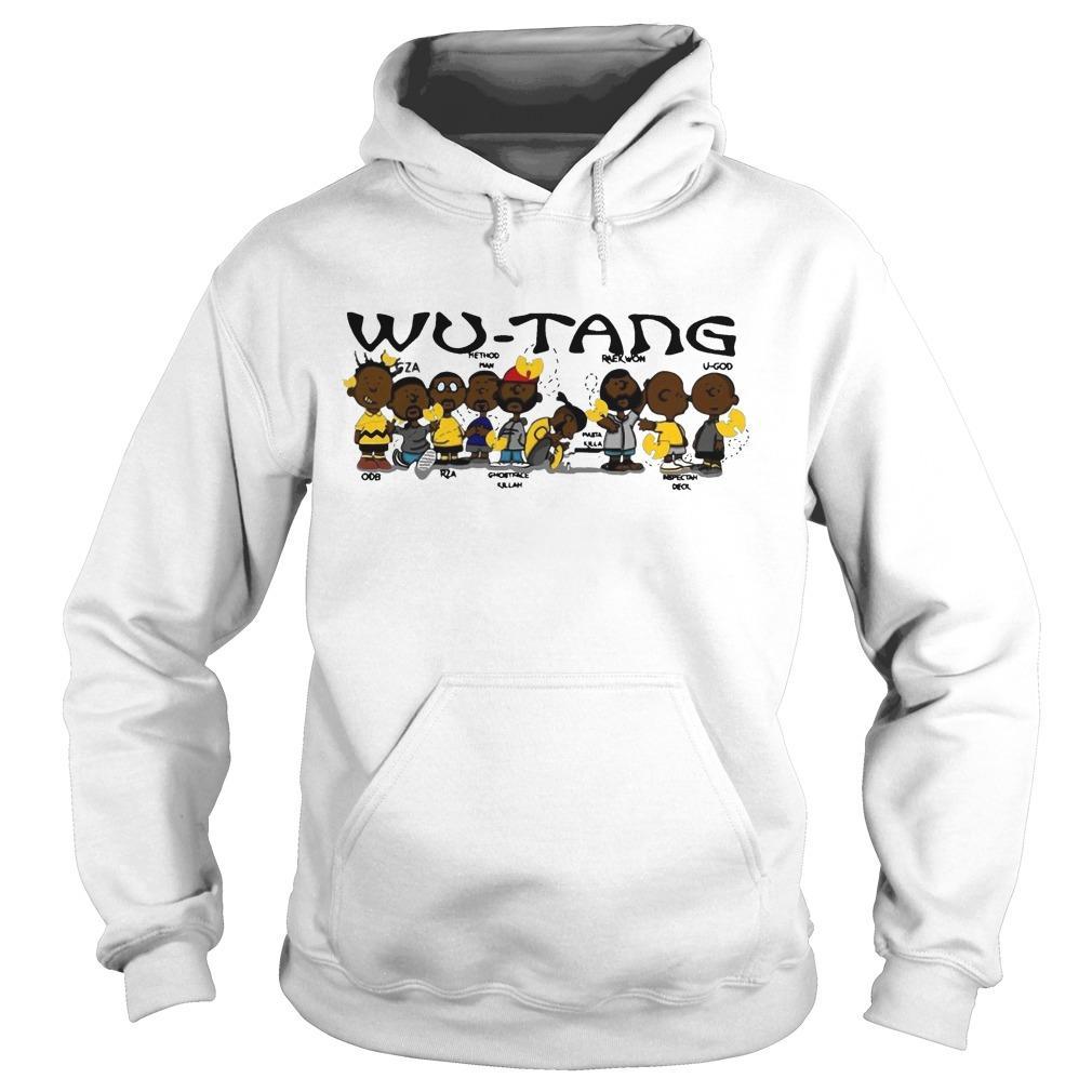 Wu Tang Odb Rza Method Man Ghostface Killah Hoodie