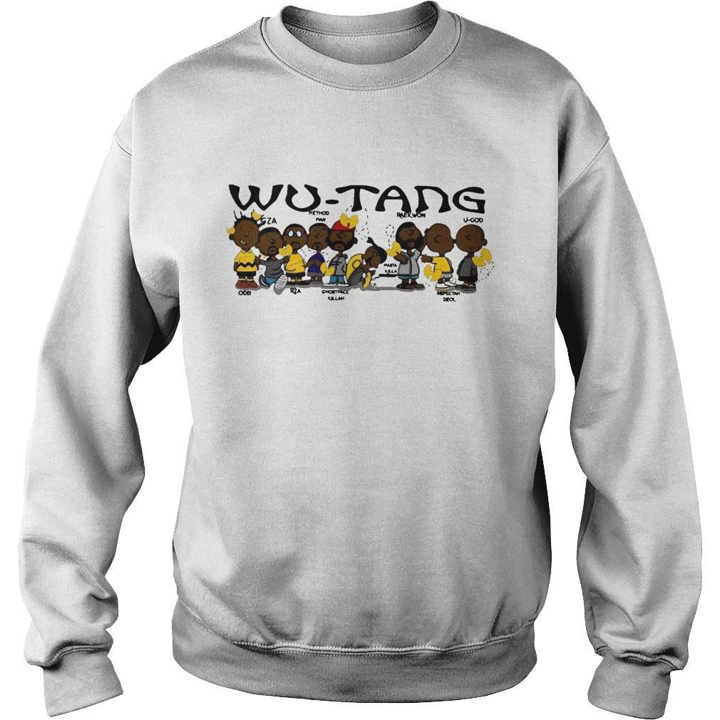 Wu Tang Odb Rza Method Man Ghostface Killah Sweater
