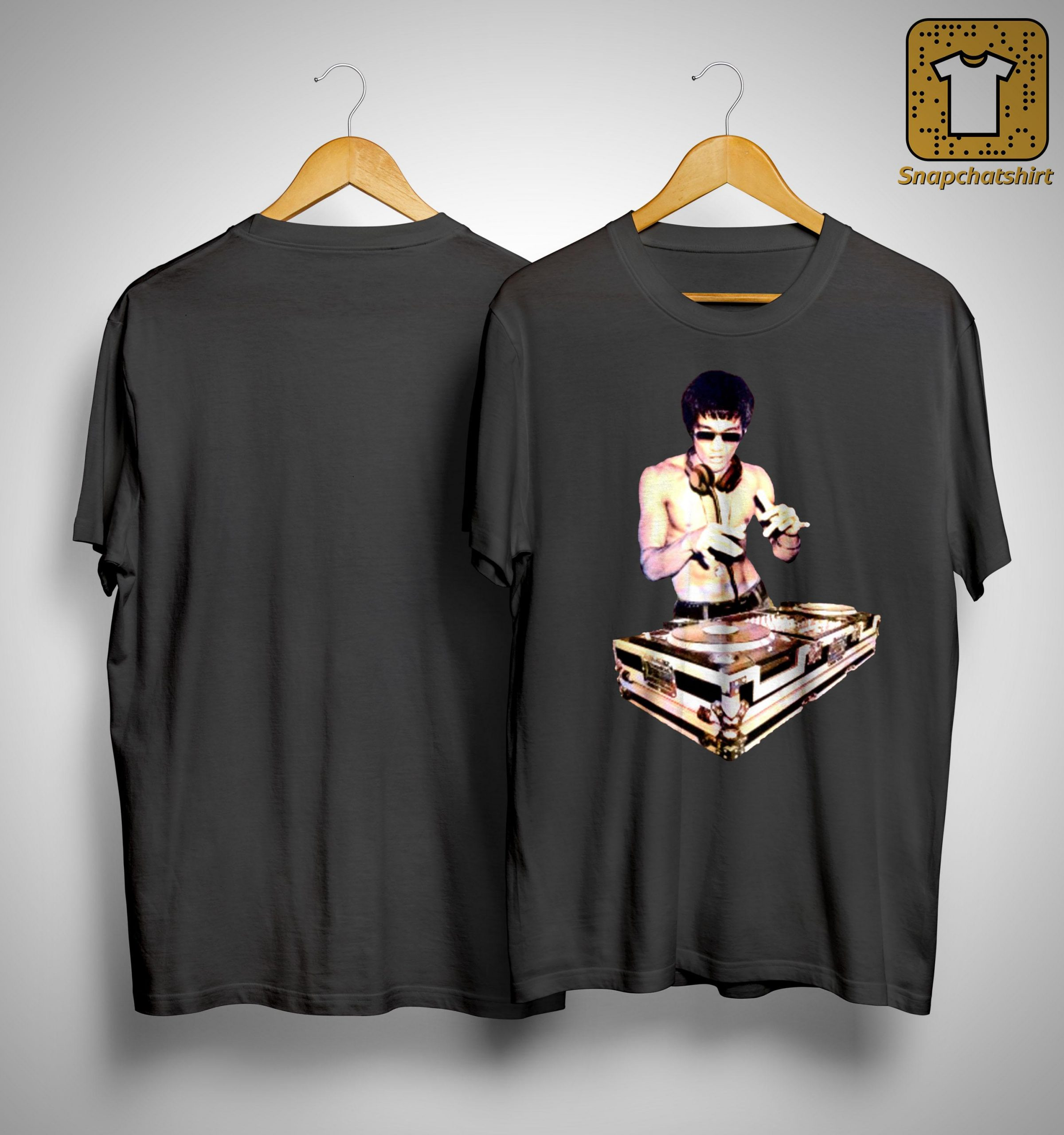 Bruce Lee T Shirt Dj