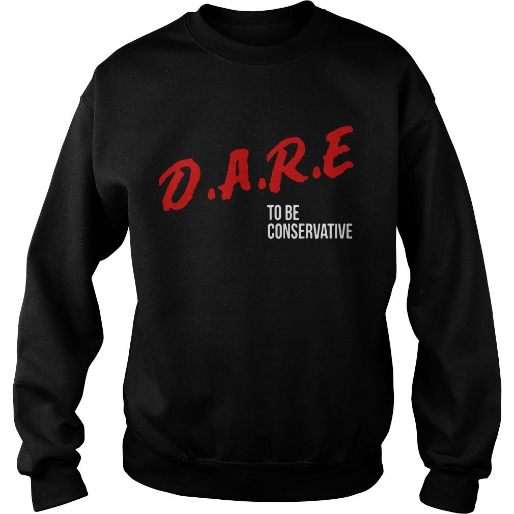Dare To Be Conservative Sweater