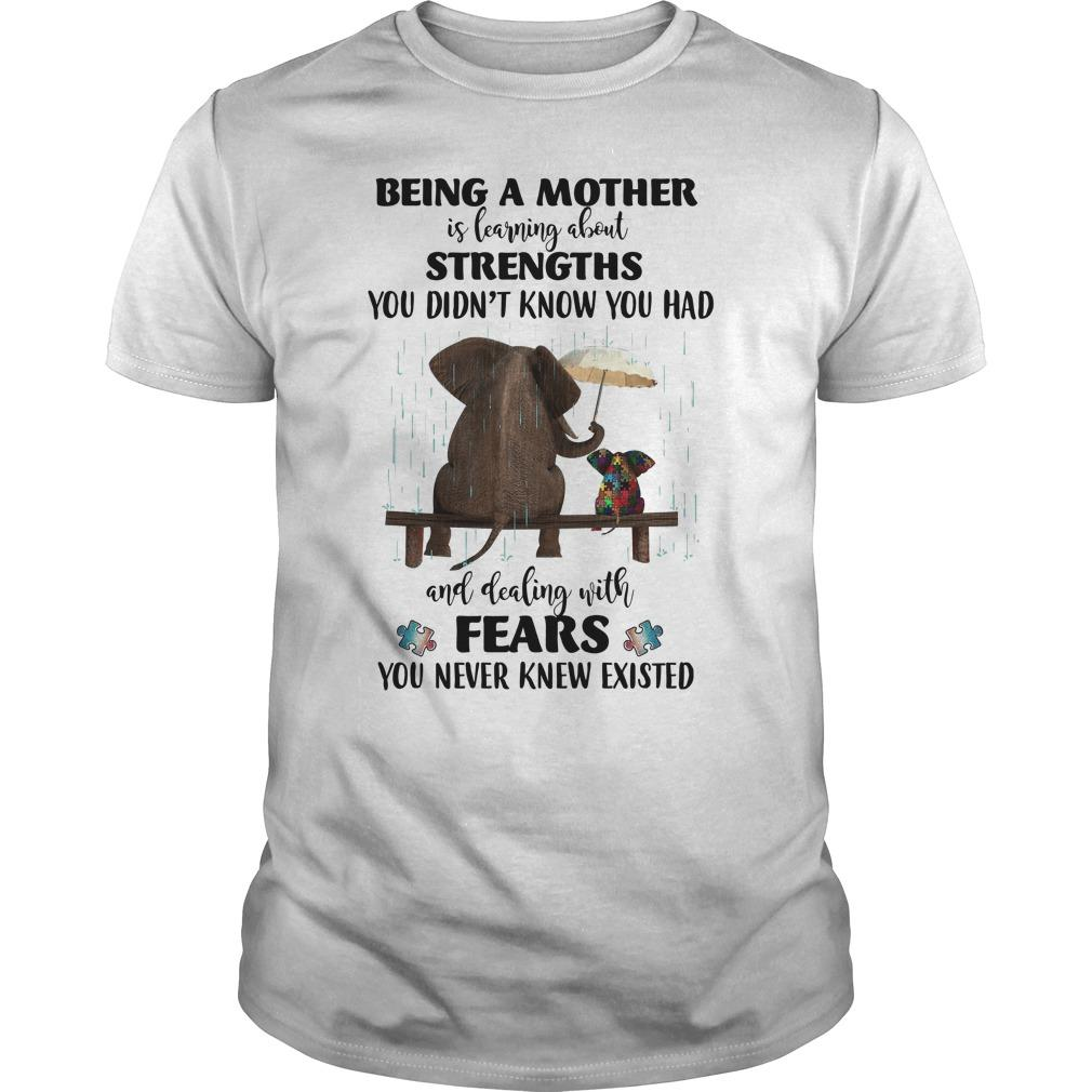 Elephant Autism Being A Mother Is Learning About Strengths Fears Longsleeve