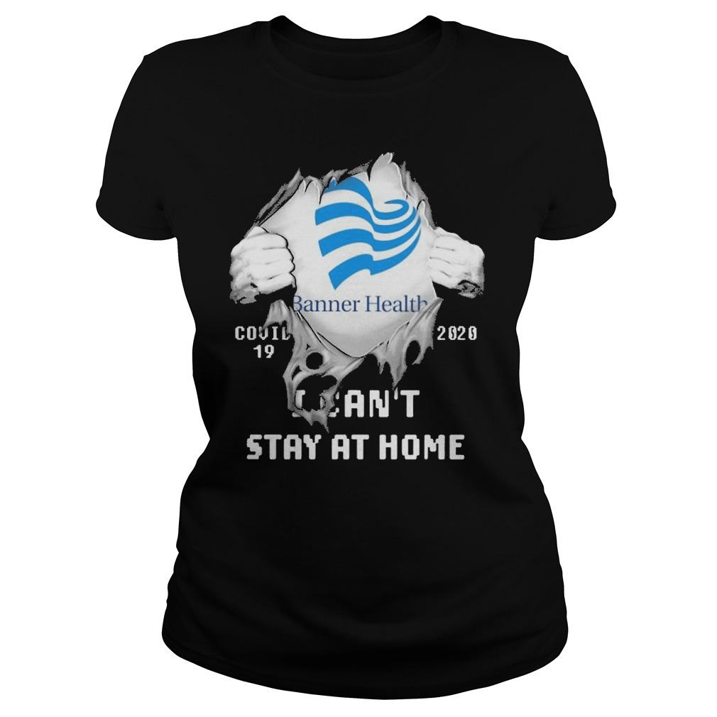 Inside Me Banner Health Covid 19 2020 I Can't Stay At Home Longsleeve