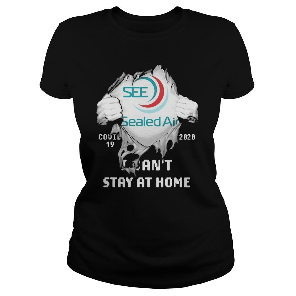 Inside Me Sealed Air Covid 19 2020 I Can't Stay At Home Longsleeve