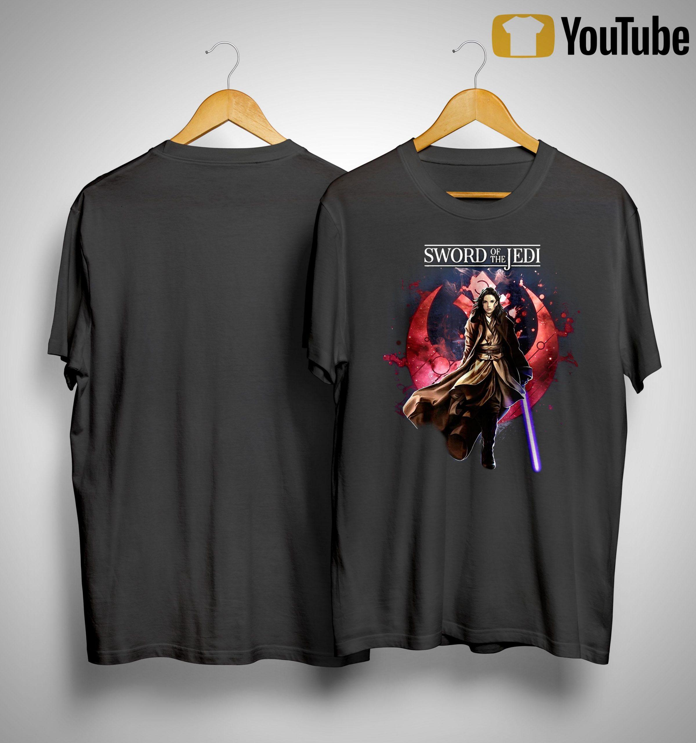 Jaina Solo Sword Of The Jedi Shirt
