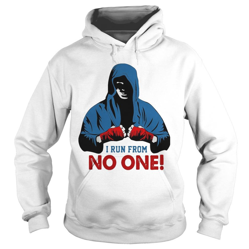 Jopping I Run From No One Hoodie