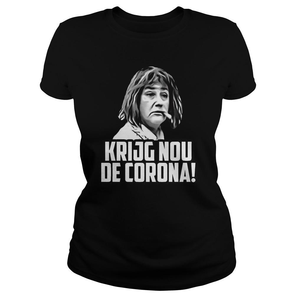 Krijg Nou De Corona Hoodie