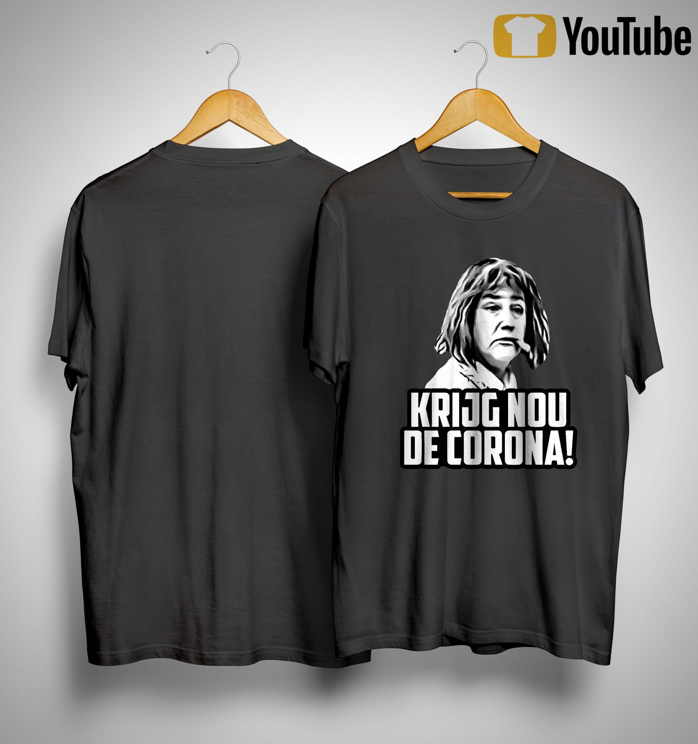 Krijg Nou De Corona Shirt
