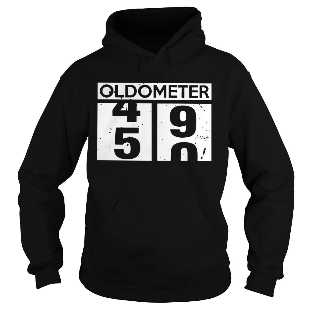 Oldometer 49 50 Hoodie