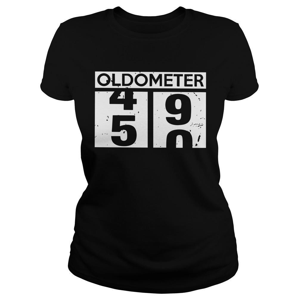 Oldometer 49 50 Longsleeve