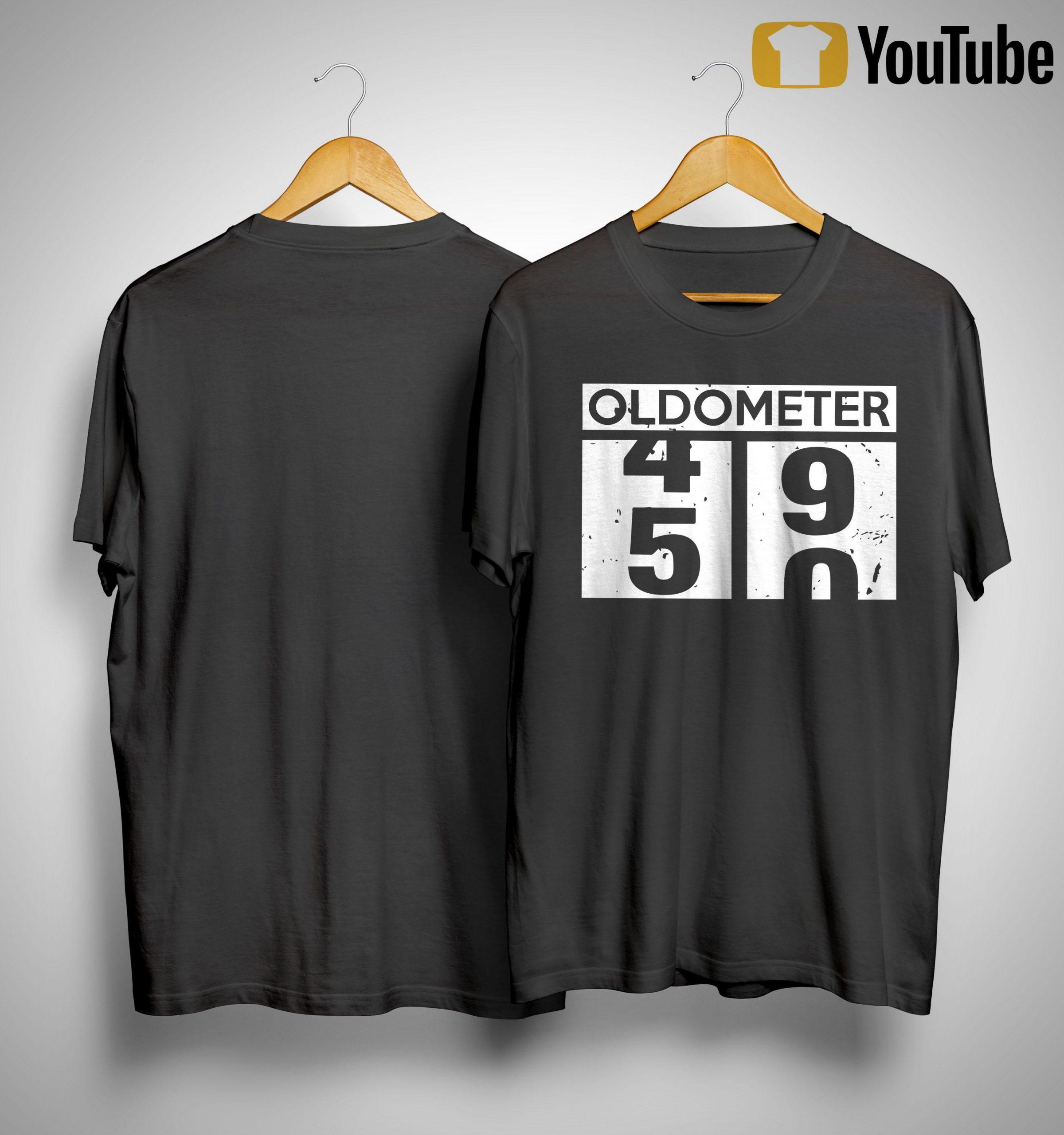 Oldometer 49 50 Shirt