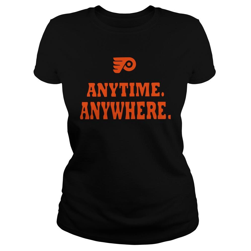 Philadelphia Flyers Anytime Anywhere Longsleeve