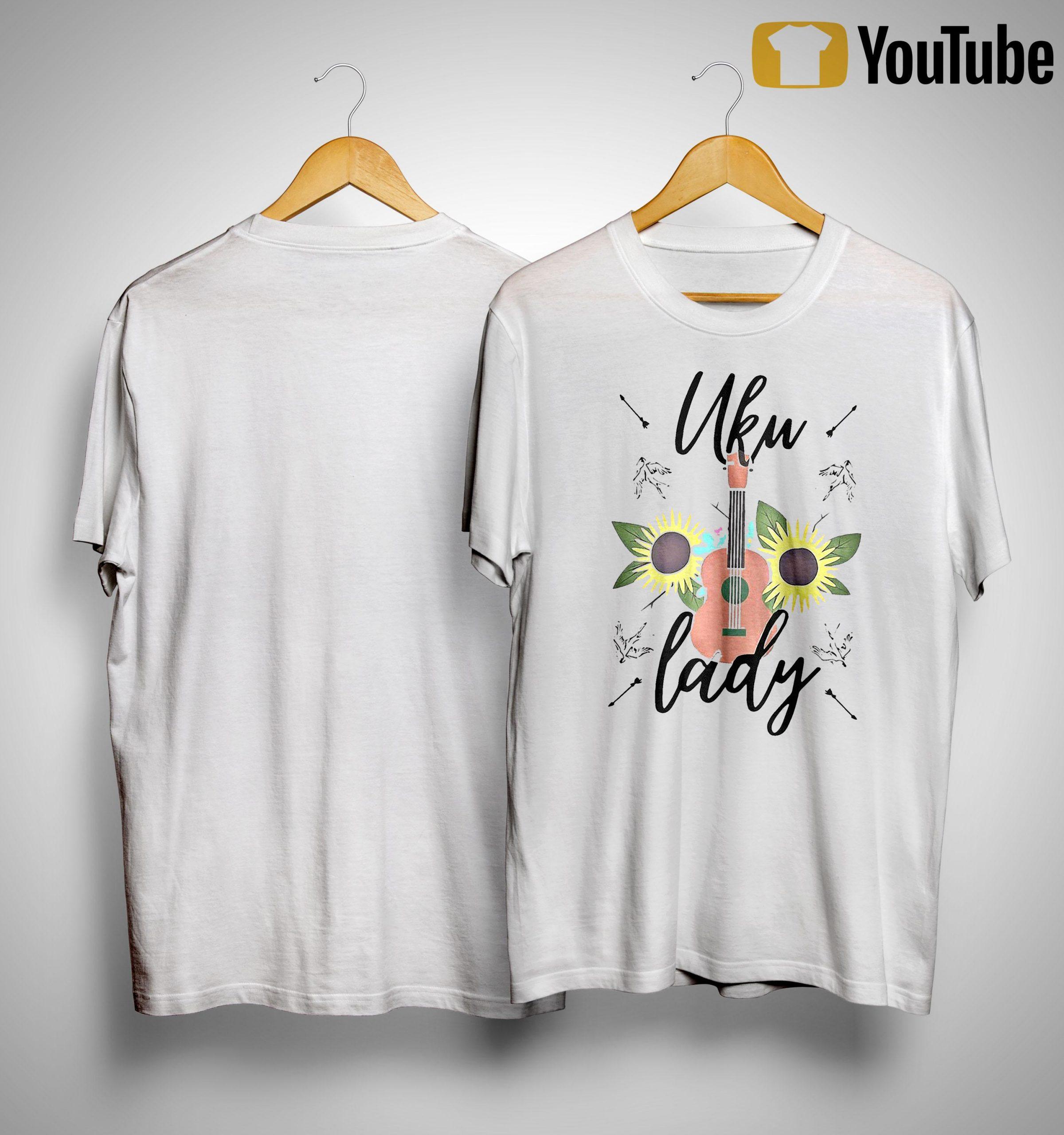 Sunflower Uku Lady Shirt