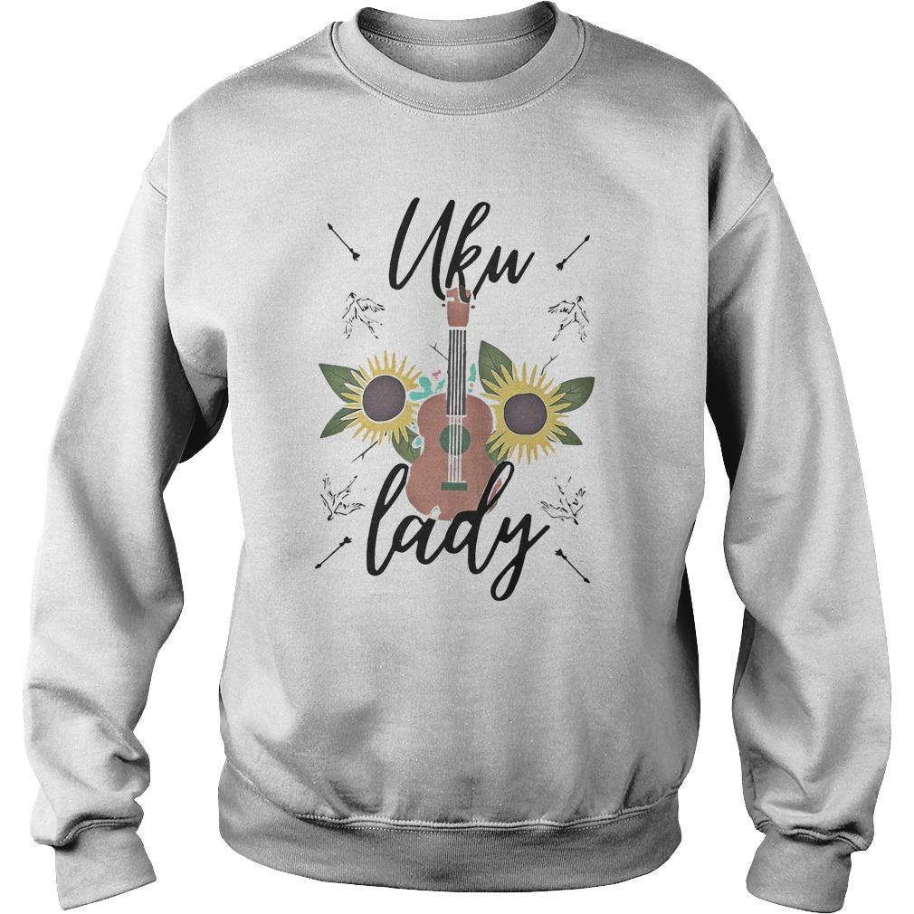Sunflower Uku Lady Sweater