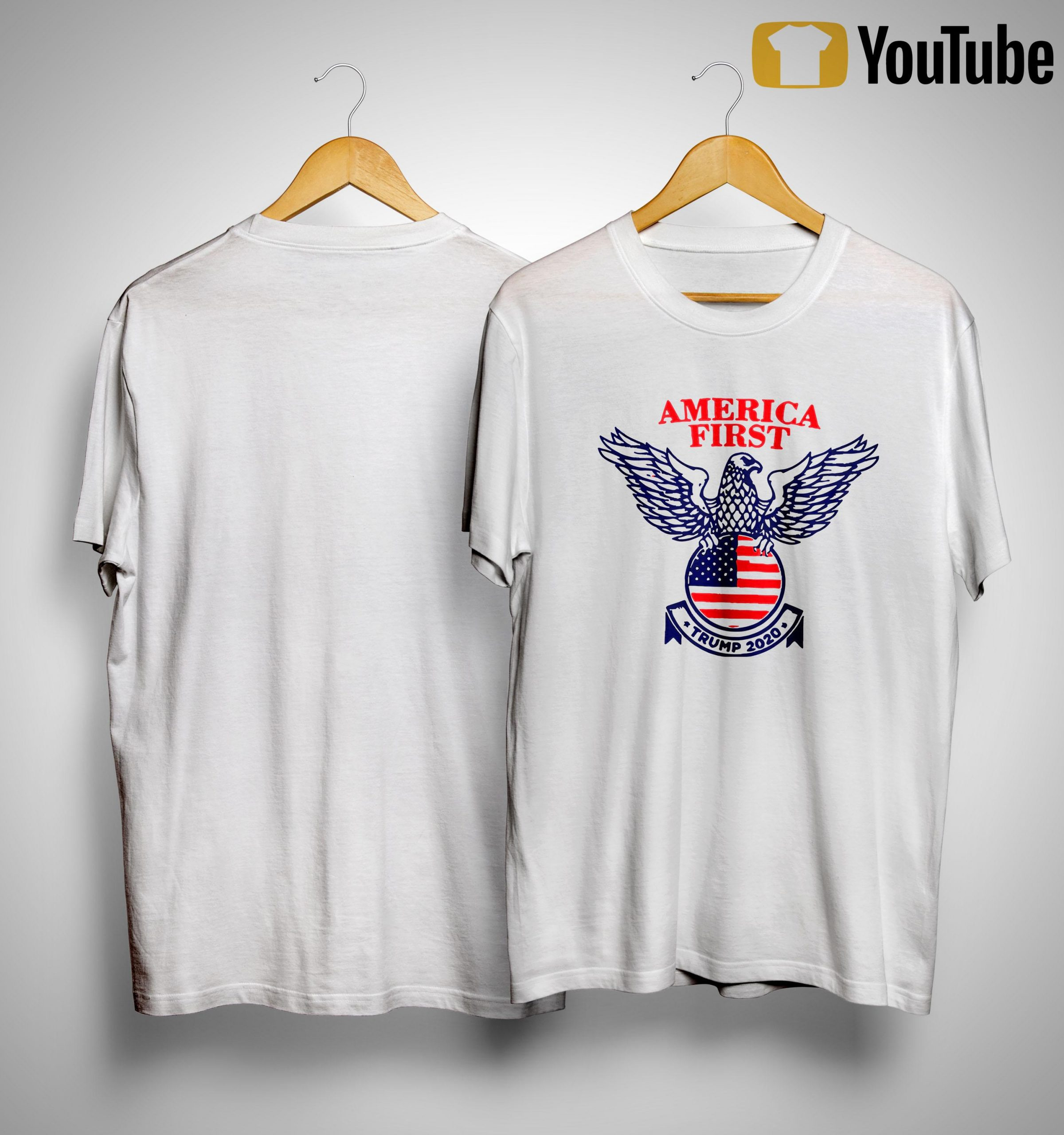 Trump Campaign Shirt America First