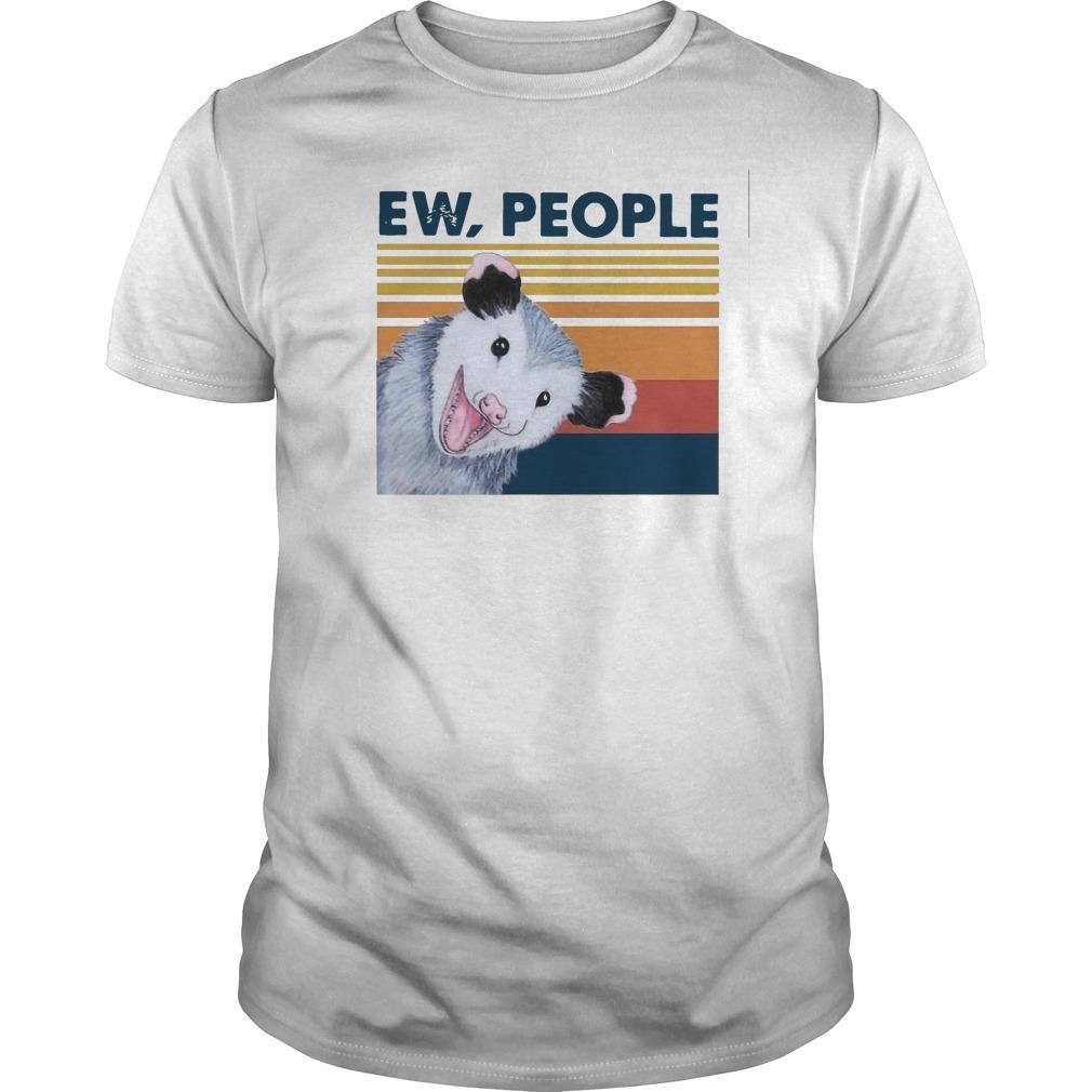 Vintage Opossum Ew People Longsleeve