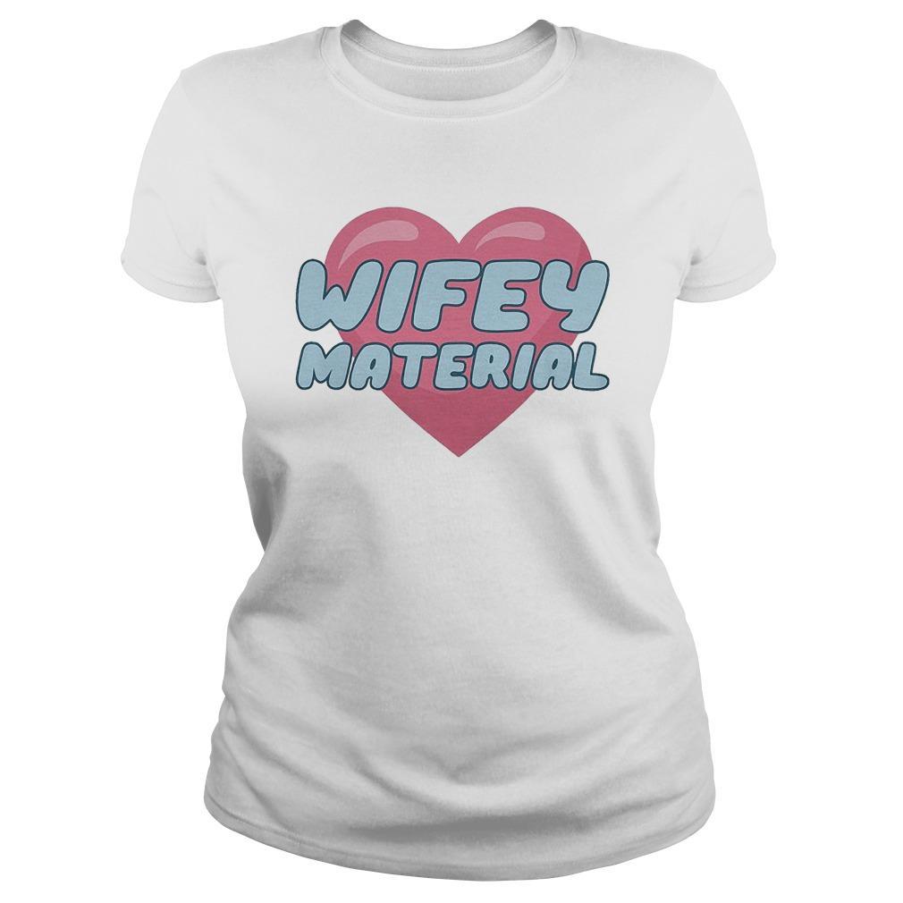 Wifey Material Longsleeve