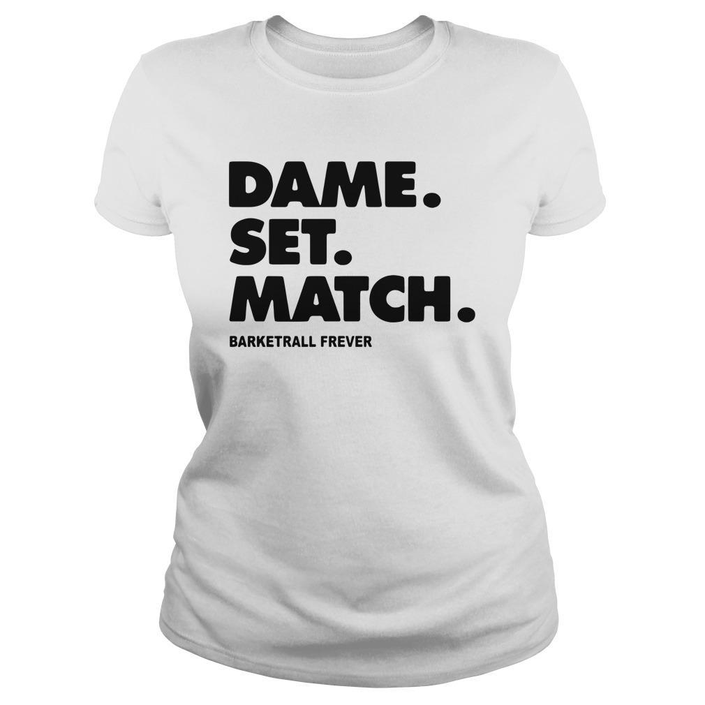 Dame Set Match Barketrall Frever Longsleeve