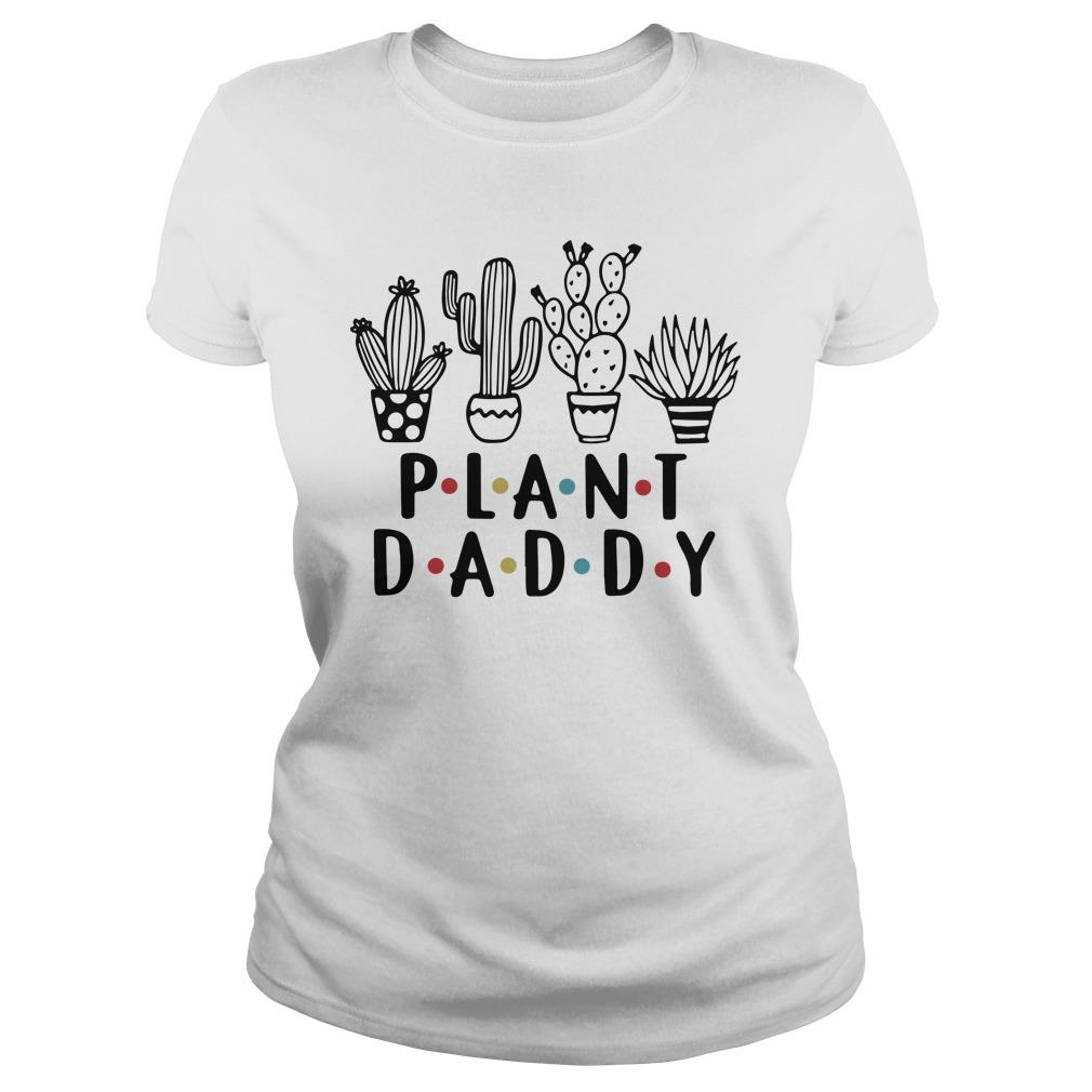 Halloween Cactus Plant Daddy Tank Top