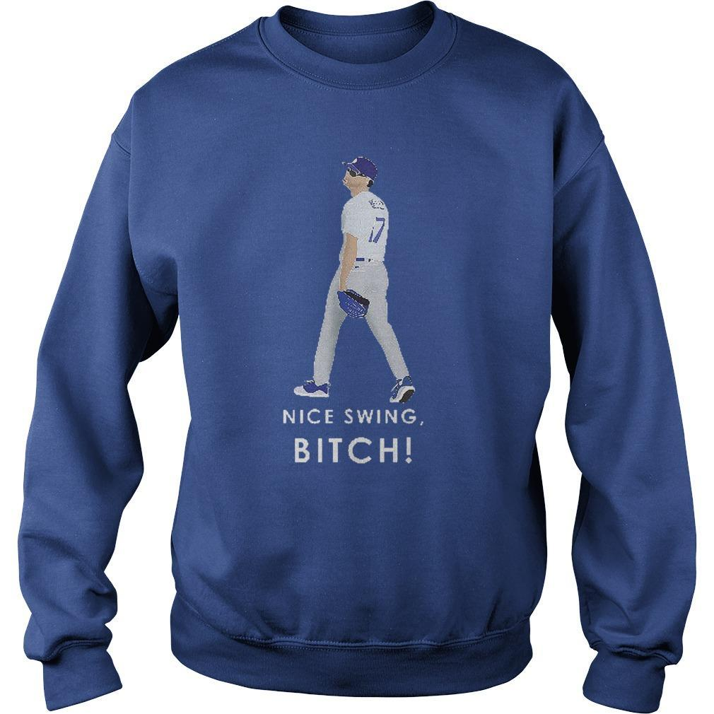 Joe Kelly Dodgers Sweater