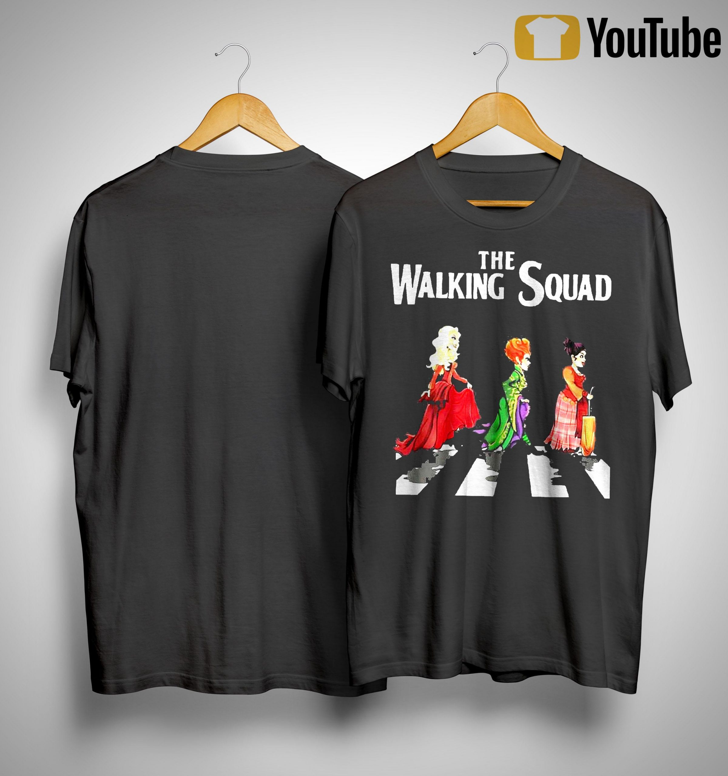 The Abbey Road The Walking Squad Shirt