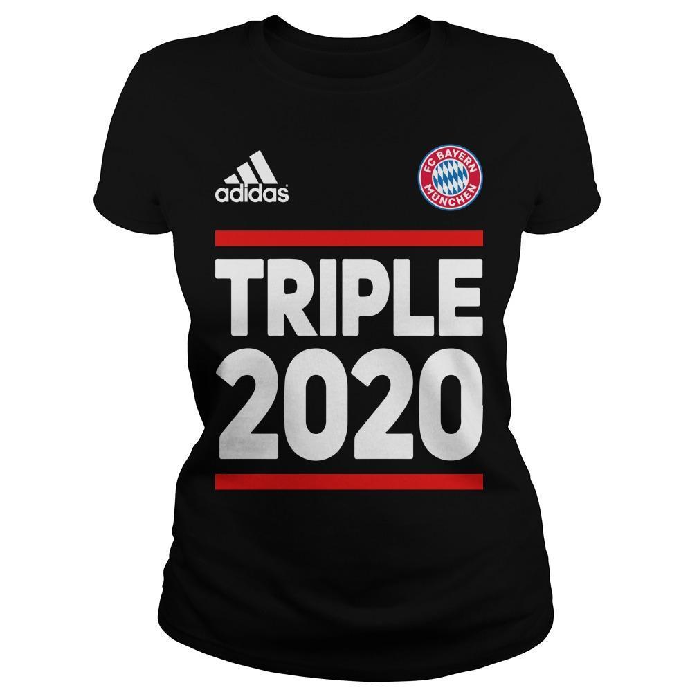 Triple T Fc Bayern Longsleeve