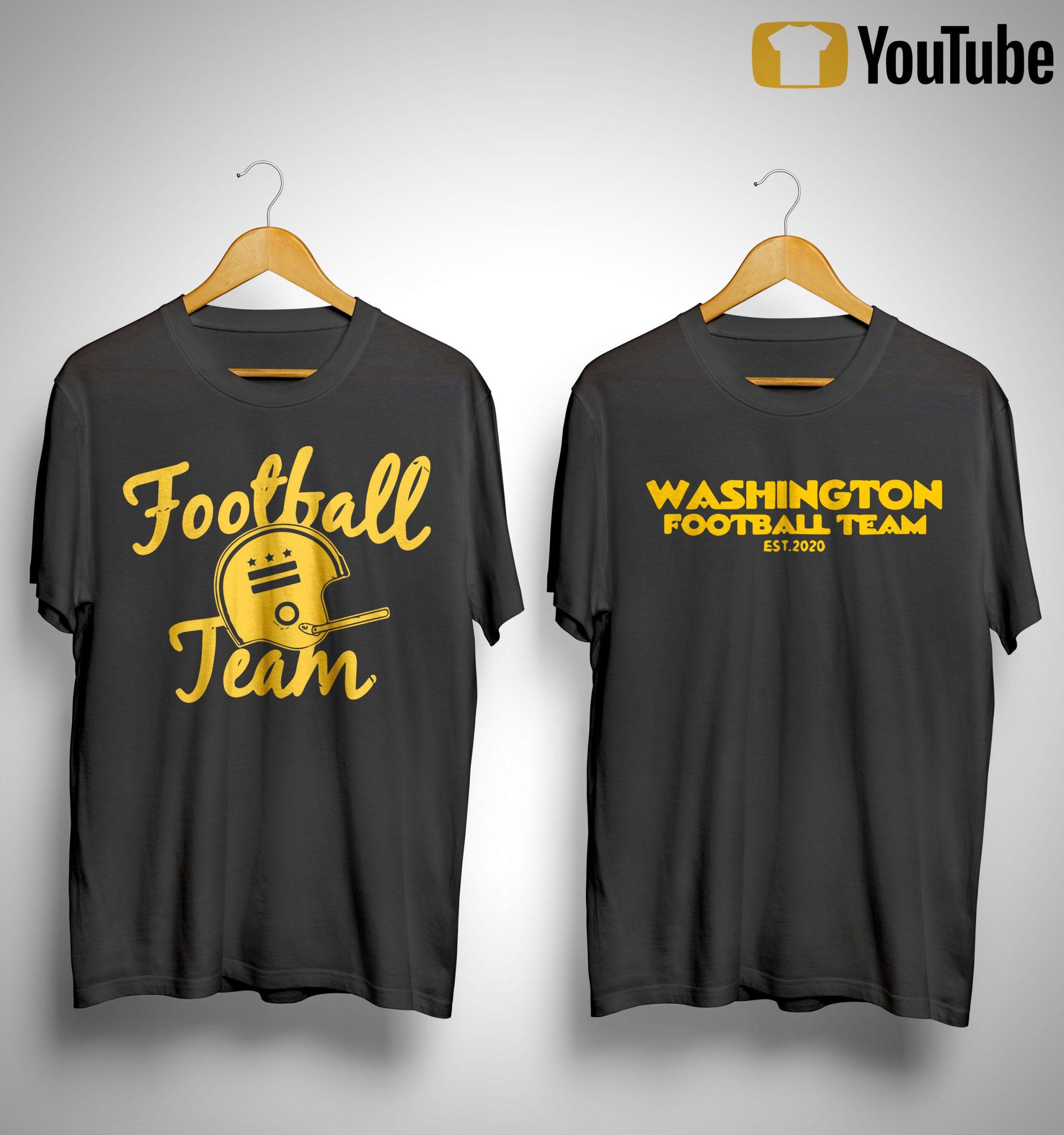 Washington Football Team Shirt