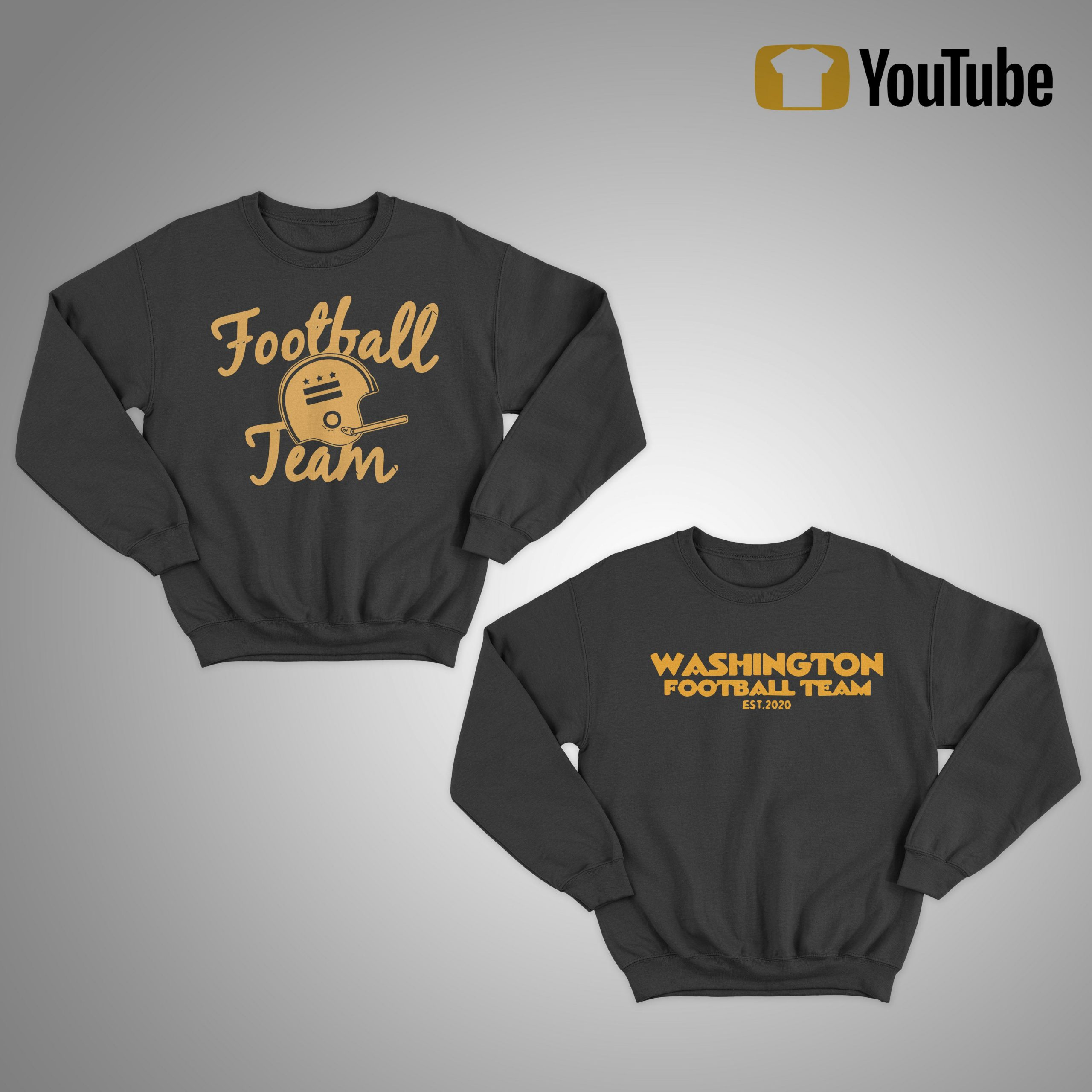 Washington Football Team Sweater