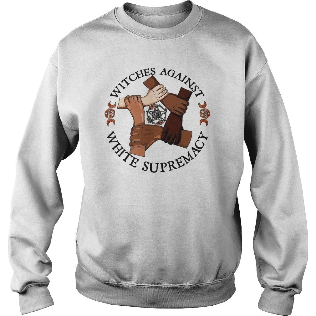 Witches Against White Supremacy Sweater