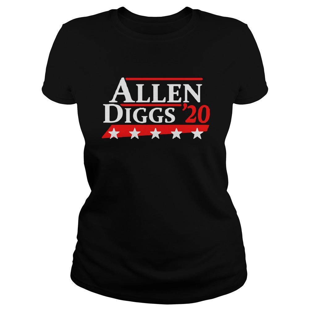 Allen Diggs 20 Longsleeve