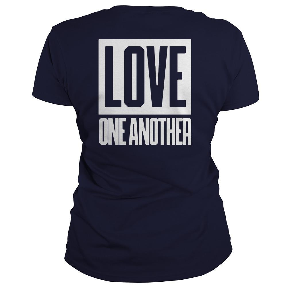Byu Love One Another Hoodie