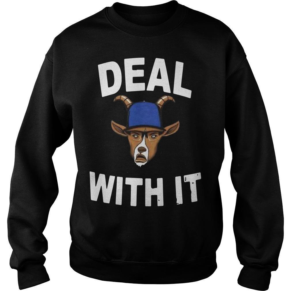 Deal With It Free Joe Kelly T Sweater