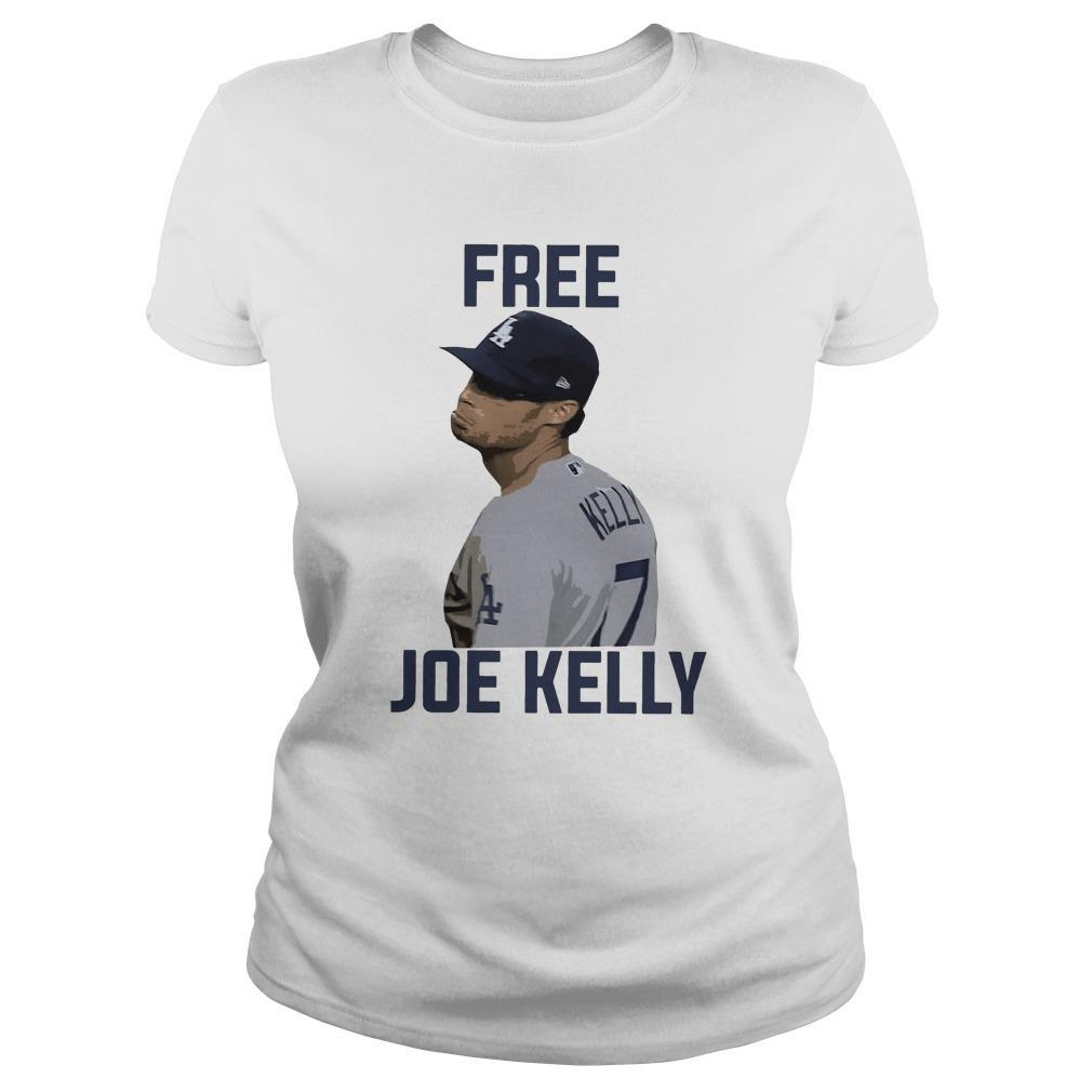 Free Joe Kelly T Longsleeve