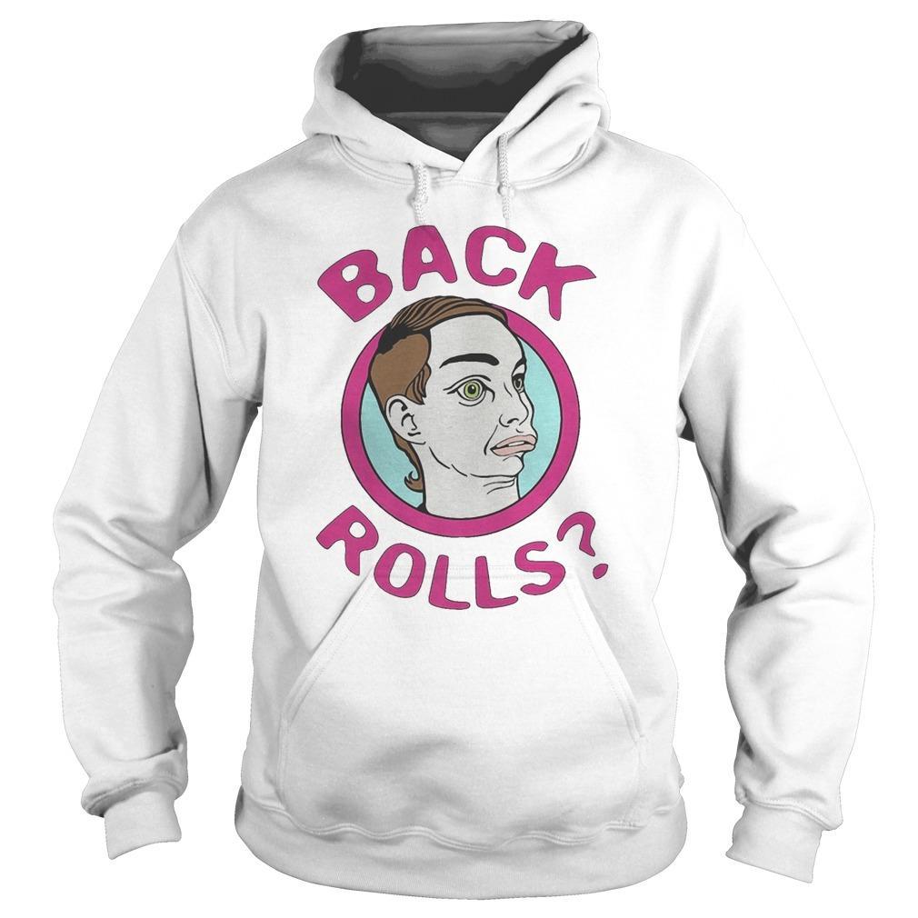 Lgbt Drag Queen Back Rolls Hoodie