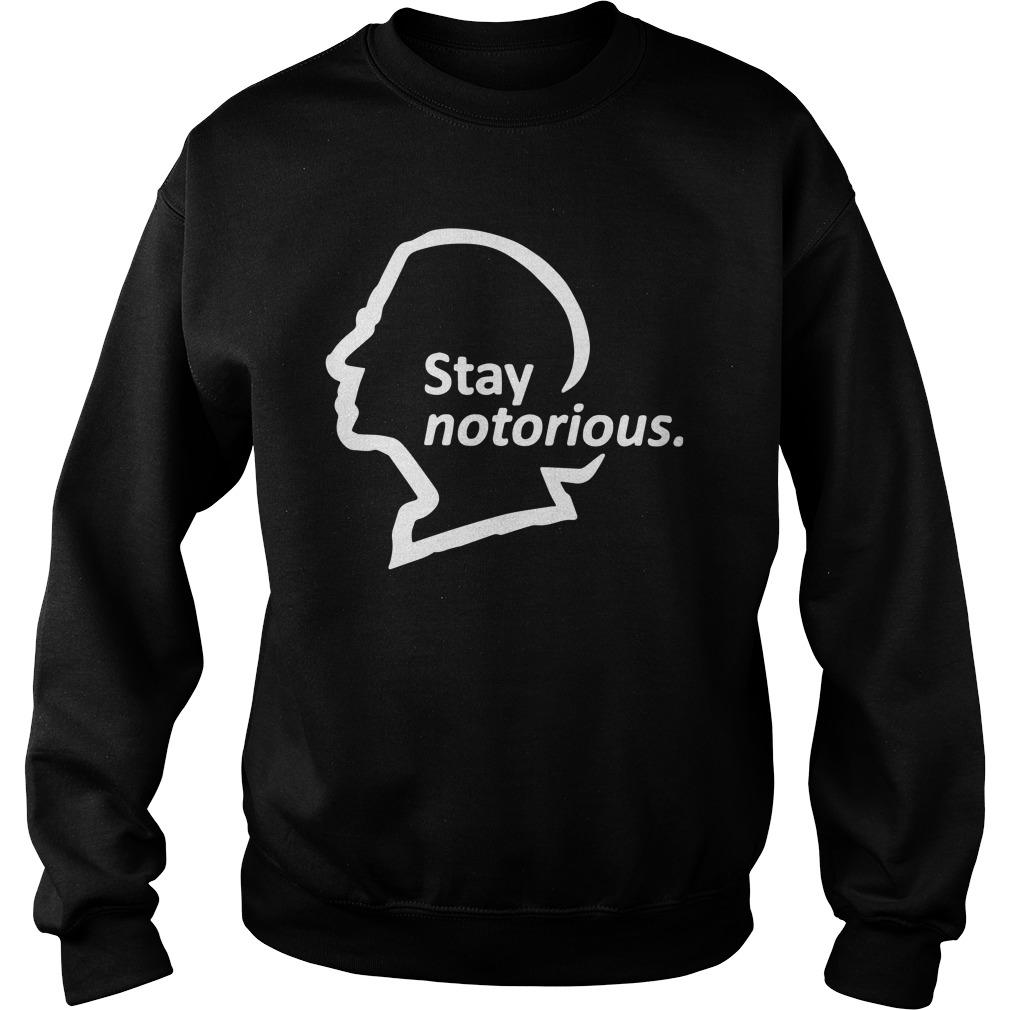 Ruth Bader Ginsburg Stay Notorious Sweater