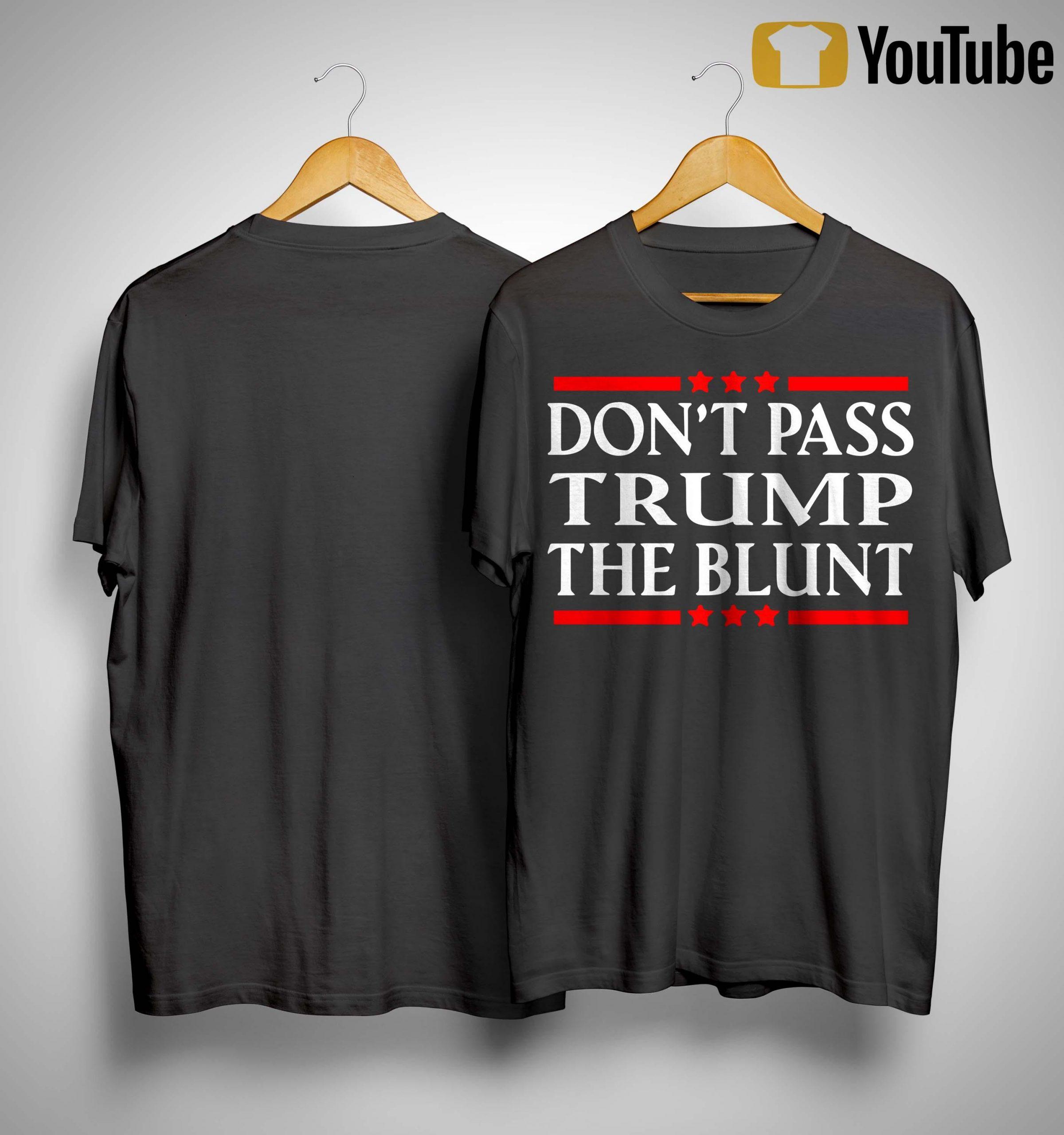 Stars Don't Pass Trump The Blunt Shirt