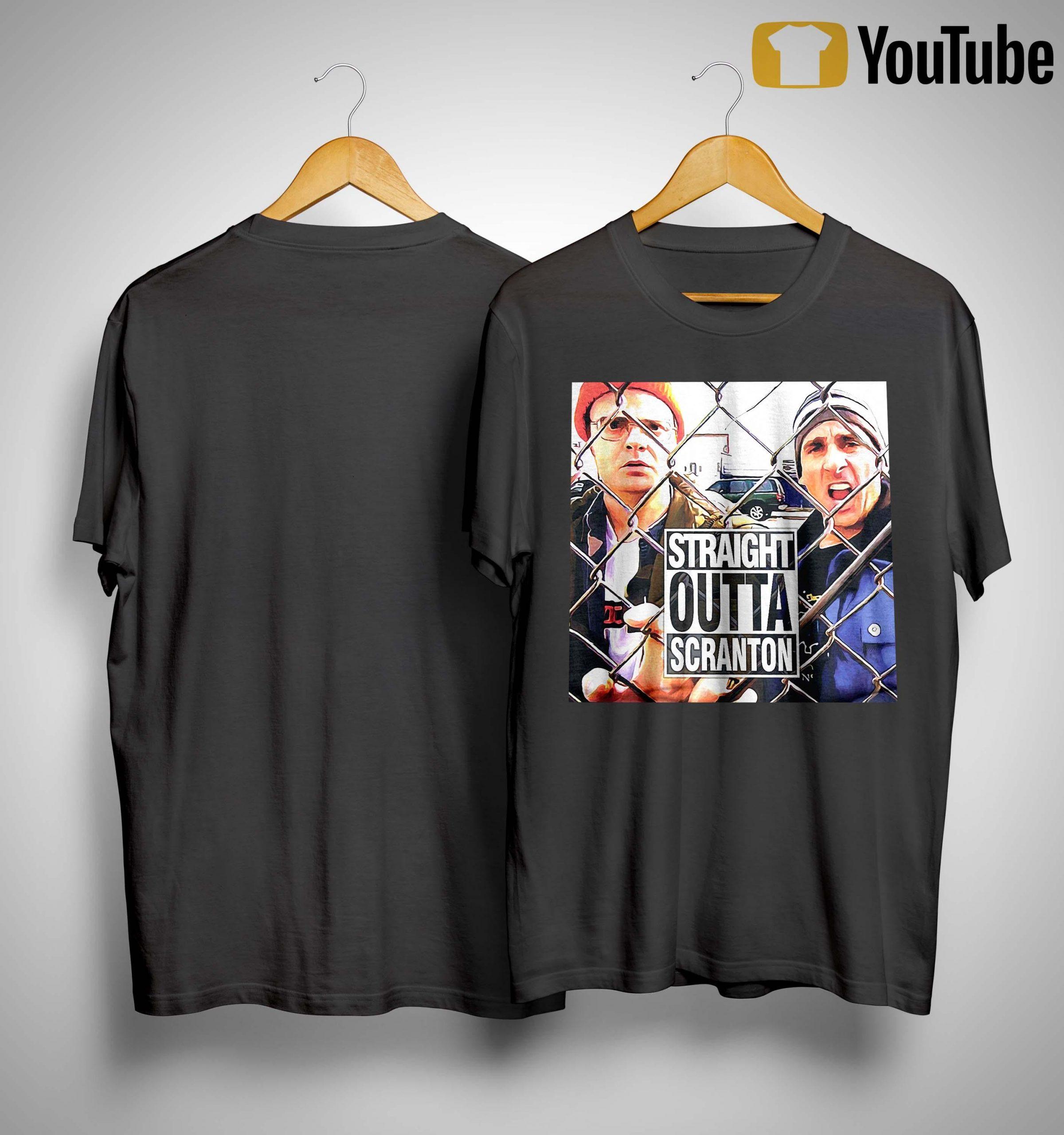 Straight Outta Scranton Shirt