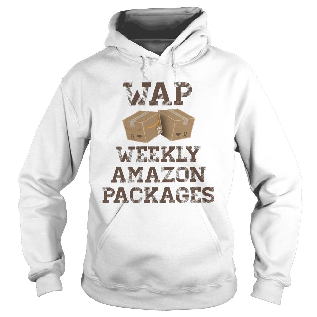 Wap Weekly Amazon Packages Hoodie