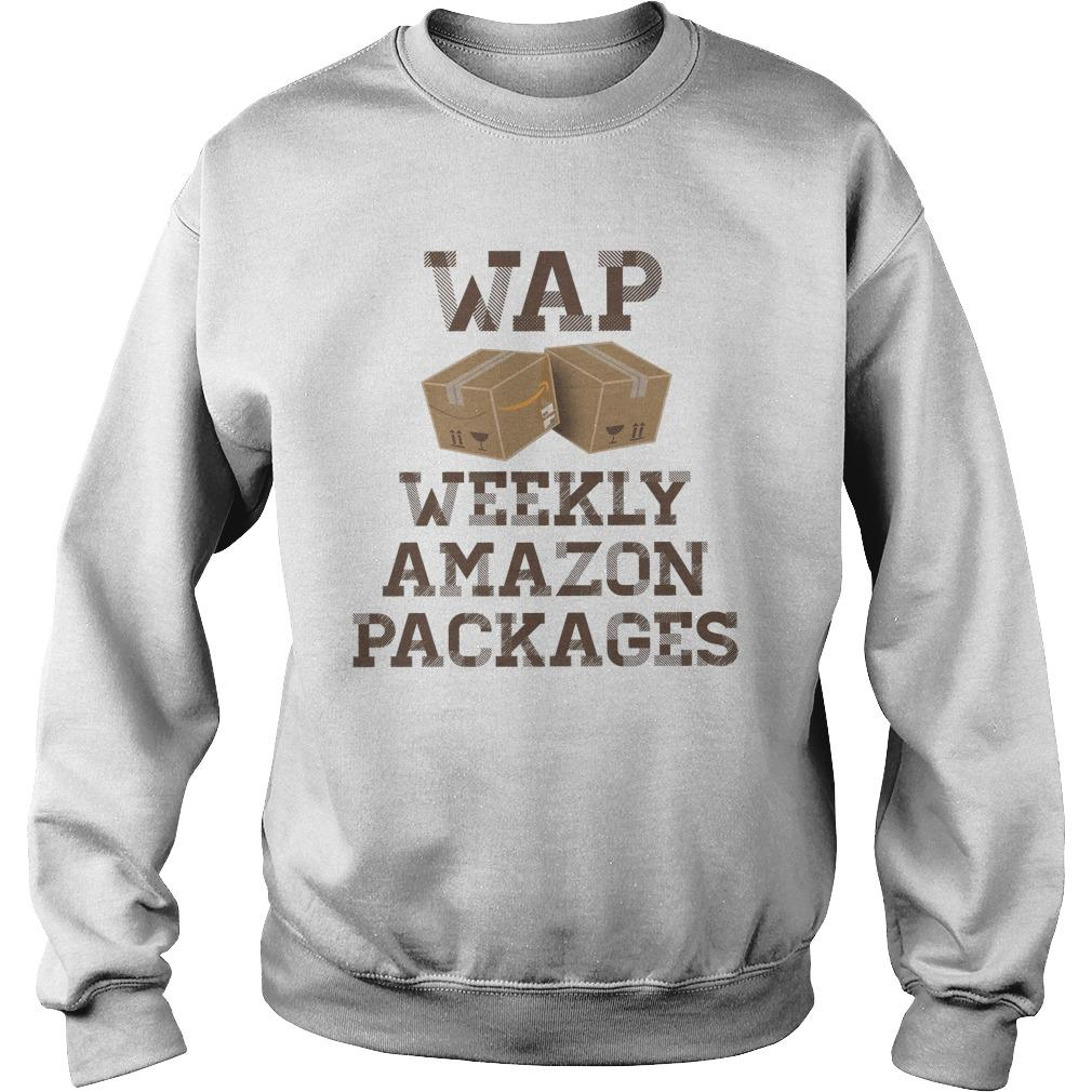Wap Weekly Amazon Packages Sweater