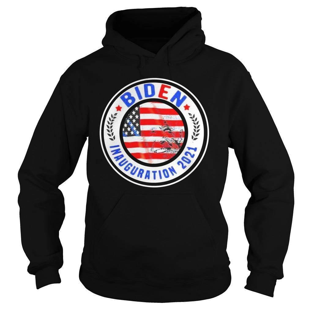 American Flag Biden Inauguration 2021 Hoodie