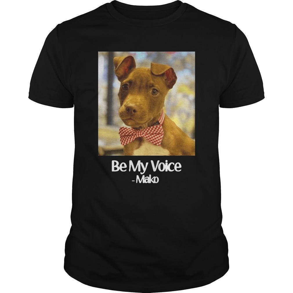 Be My Voice Mako Longsleeve