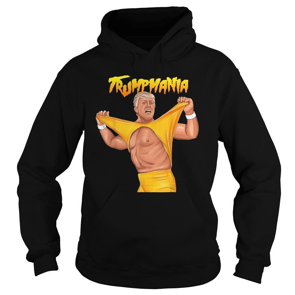 Clothing Trump Trumpmania Hoodie
