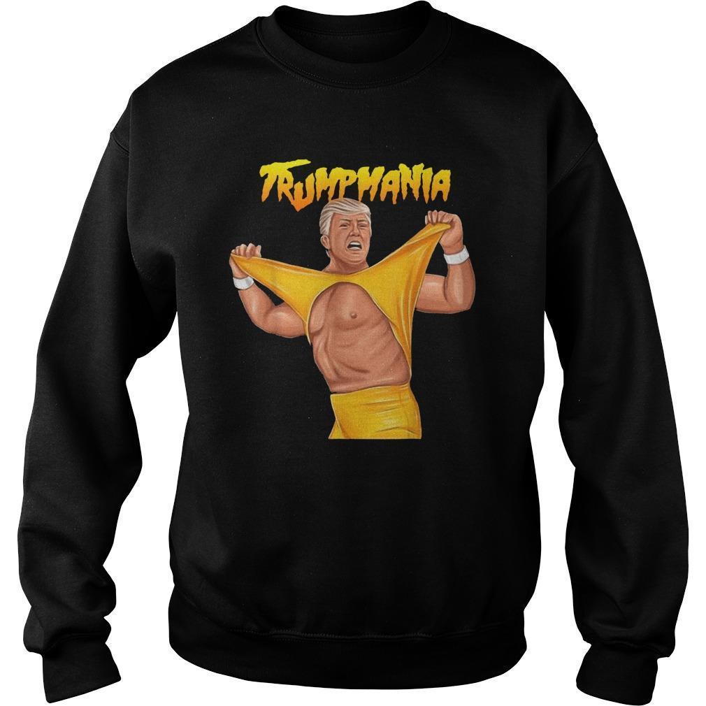 Clothing Trump Trumpmania Sweater