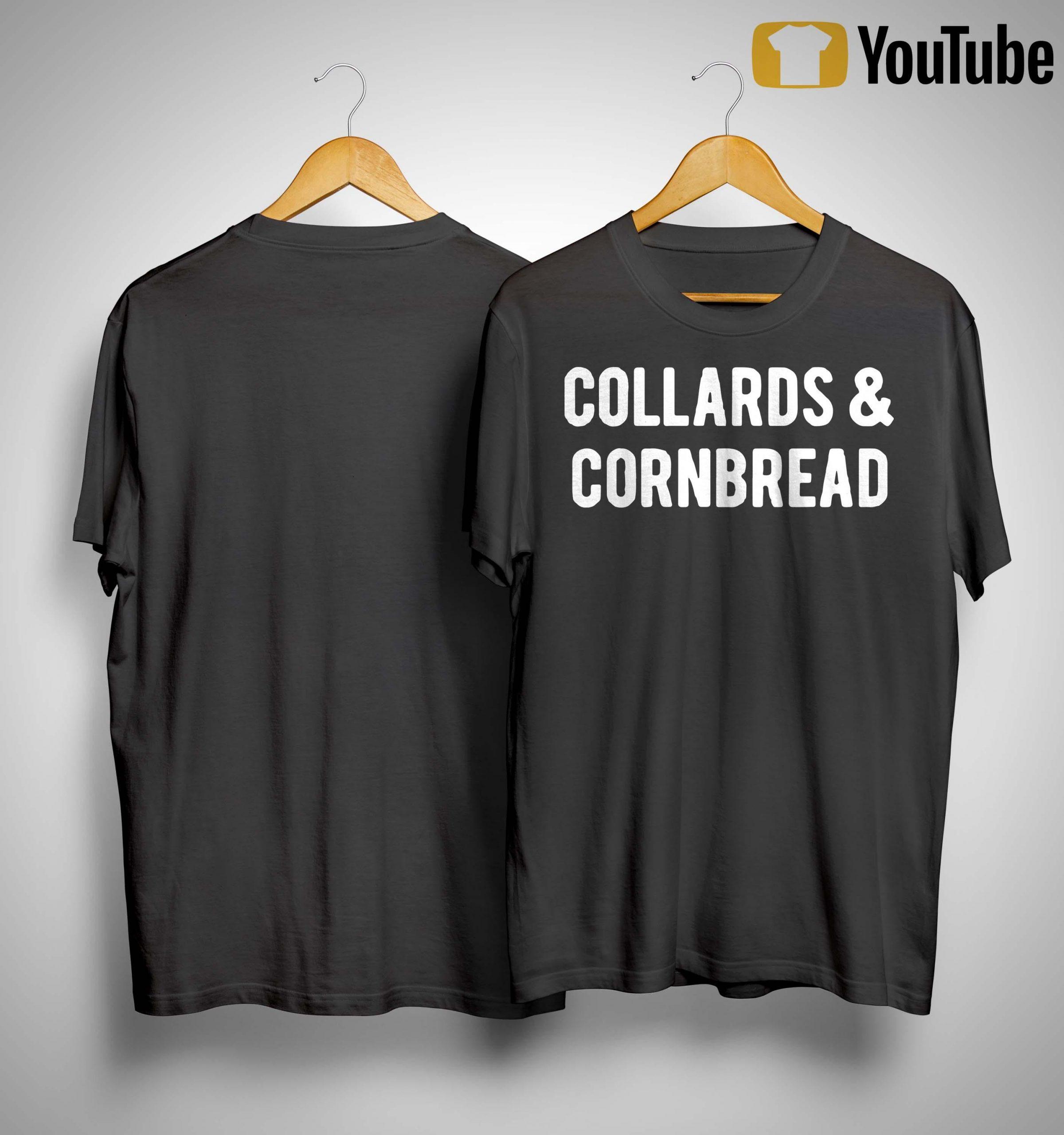 Collards And Cornbread Shirt