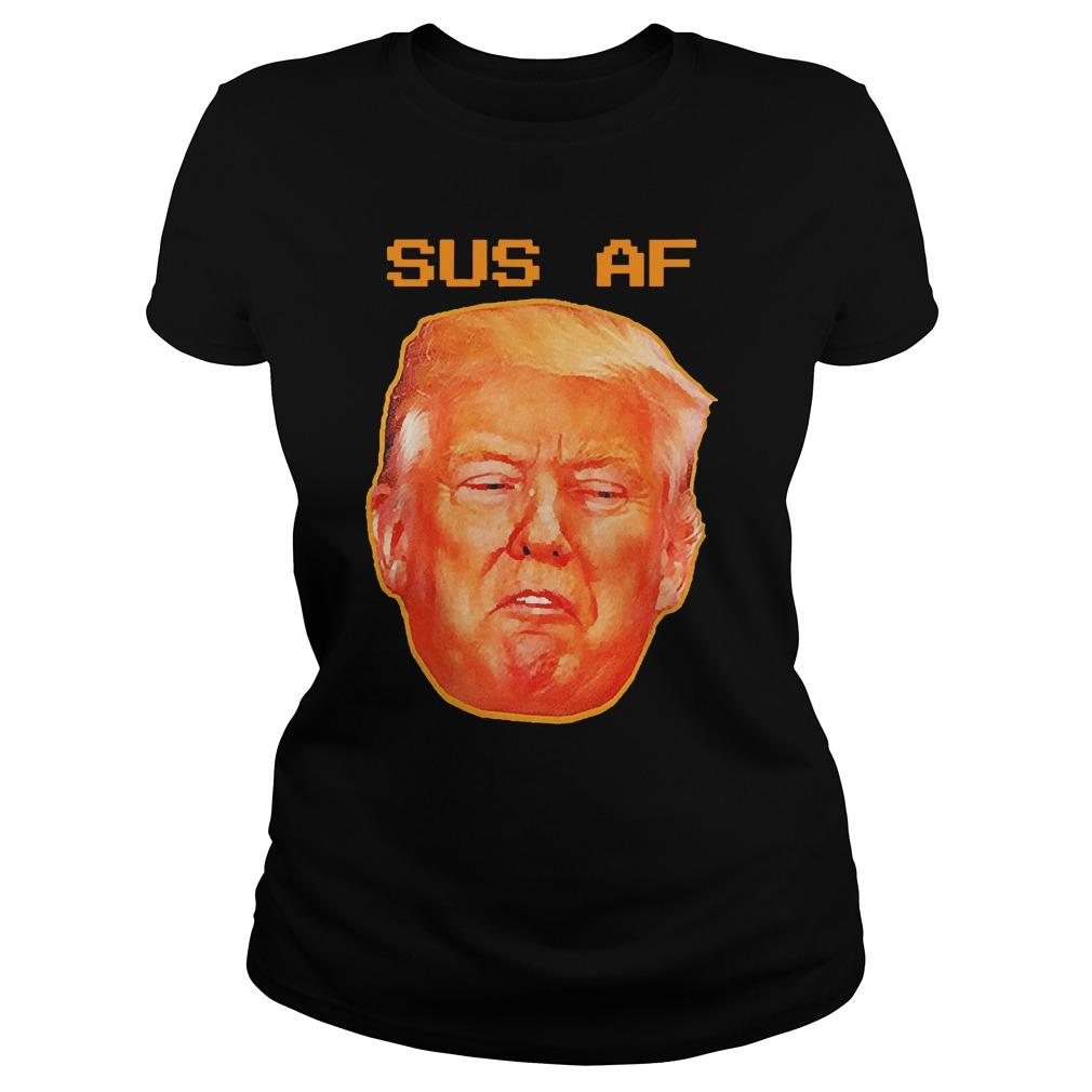Donald Trump Sus Af Longsleeve