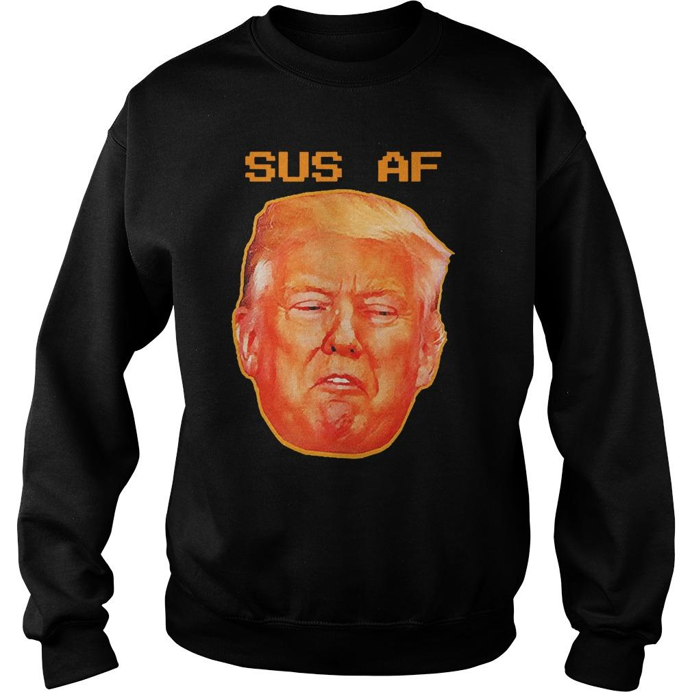 Donald Trump Sus Af Sweater