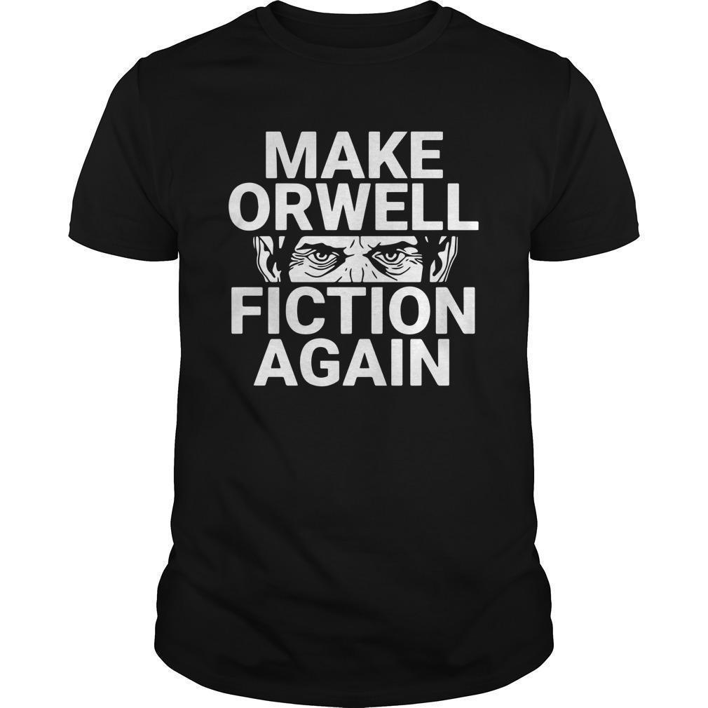 Dual Blend Make Orwell Fiction Again Longsleeve