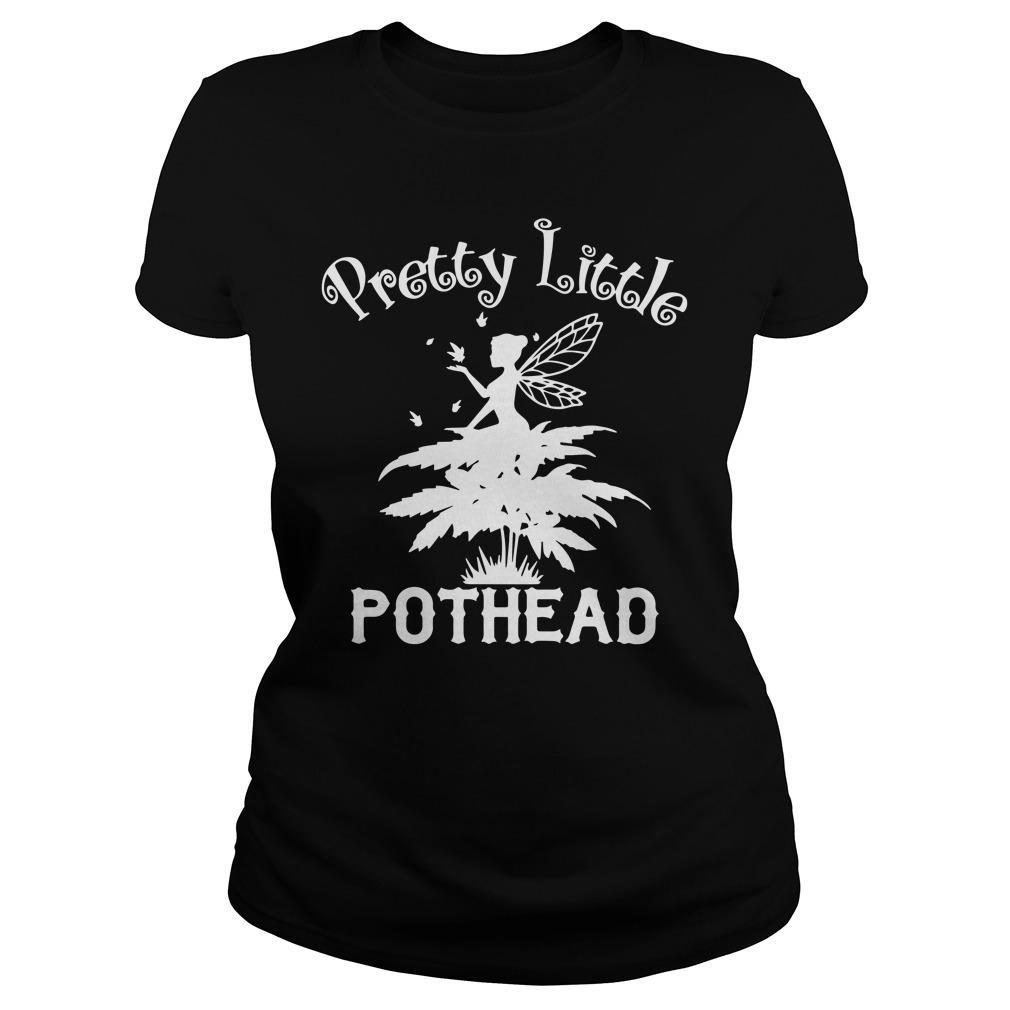 Fairy Pretty Little Pothead Longsleeve