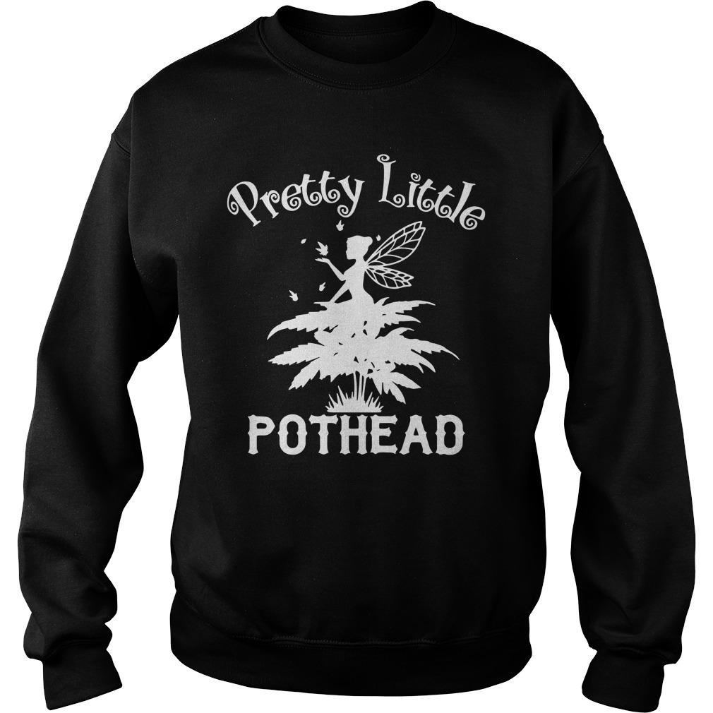 Fairy Pretty Little Pothead Sweater